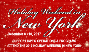 ICPF'S 2017 Holiday Weekend in New York